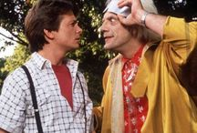 Back to the Future / This bored collects picture of BTTF and Michael J. Fox.