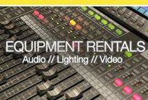 Service Spotlight / Event Management, Experience Design, and Technical Direction services
