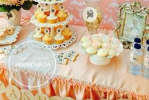 Sweetcorner/Desserttable / Sweet corner or dessert table in Malang. Costimize with all themes..