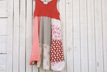 Klere / Romantic, laid back, shabby chick, comfortable, elegant, different, layers, polkadots, paisley, flowers, lace, crochet...
