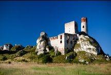 Castle / Zamki Jury krakowsko-częstochowskiej i nie tylko