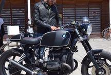 Agostino Palmeri Design / BMW Cafe' Racer