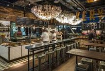 DESIGN // Restaurants & Bars