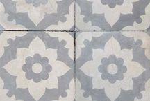 Cemento floor