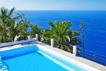 Villas & houses / Our beautiful holiday homes on the seven Canary Islands, Spain. Find the perfect place for your holiday on the islands: a villa next to the golf course, a finca in the countryside or an apartment next to the beach!