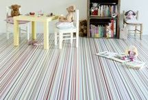 Vinyl Flooring / Pictures to show how great modern vinyl can look in your home.