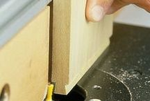 Woodworking Tips & Ideas / DIY Woodworking Tips and Ideas to make your shop and builds better.