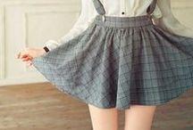 Clothesss / Die täglichen Tees von Qwertee, die ich mag, landen auf dieser Pinnwand + Kleidchen und andere Kleidungsstücke.