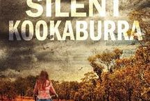 Silent Kookaburra by Liza Perrat / Pics for Silent Kookaburra novel