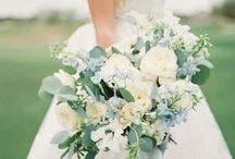 Bridal Bouquets at the Kiva Club