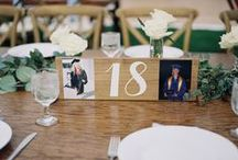 Table Numbers at the Kiva Club