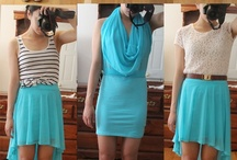 Outfits ideas ^.^ / by Sarah Bizzelle
