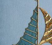Ecclesiastical embroidery - icons and goldwork