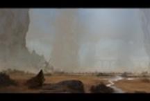 Concept Landscapes / Just Landscapes