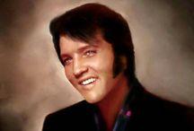 Elvis Presley King of Rock n Roll  / by wanda riggan