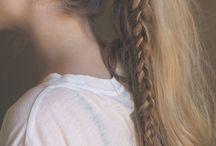 Hair / Hair. A woman's crowning beauty. / by Mulan Everdeen