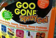 Pinners Love Goo Gone