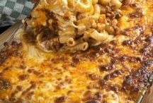 Casseroles / by Incredible Recipes