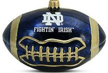 ND ℱightin' Irish! ༺☘༻ / Notre Dame football / by Nancy ≈❤≈