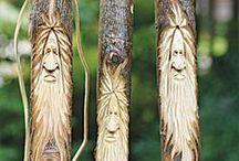 Woodcarving & whittling