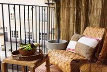 Parvekerakkautta / Sisältöä kodin parvekkeen kauniiksisaattamiseen