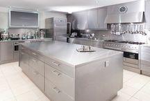 Profesional kitchen