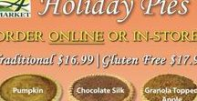 Gluten Free / Gluten Free Options and Lifestyle