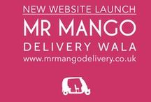 Mr Mango Delivery / Our specialist Indian and Pakistani food delivered to your door!  Cooking is easier than you believe!