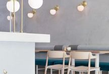 Cafe – Interior Design