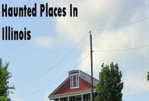 Haunted Places In Illinois / by Haunted Places