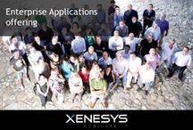 L'IT per il manufacturing e i servizi / Cosa può fare l'IT per le imprese manifatturiere e di servizio? Scopri la nostra offerta. Chiedi a Xenesys.