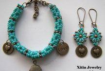 Xitin Jewelry Bracelets (selfmade) / Selfmade Jewelry