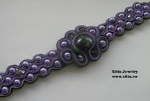 Xitin Jewelry Soutache (selfmade) / Soutache jewelry made by me