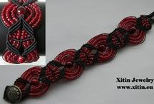 Xitin Jewelry Micro Macrame