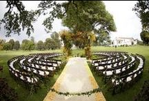 Wedding Ceremony Inspiration / All the things we love for wedding ceremonies....