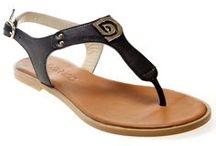 Sandalet sefası / 2013 İlkbahar-yaz'ın favori trendi