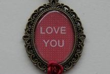 Xitin Jewelry Victorian & Vintage Pendants / Pendants with pictures Victorian & Vintage style