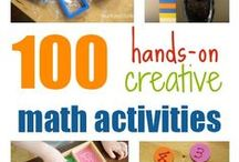 Maths for parents & children / Fun maths activities to do at home