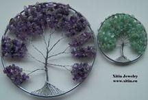 Xitin Jewelry Tree of life / Tree of life pendants & home decorations