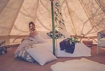 Glamping Weddings / Alternative weddings for all couples