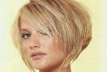 Short Hairstyles / Lekker kort / inspiratie voor topcoups / by Ingrid Visagie en Styling