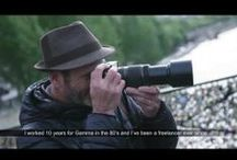Photographers Movie / by Fujifilm X World