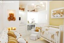 Inspiration rooms for baby