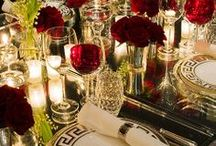 entertaining & table top designs