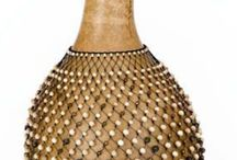 African Instruments - yr 11 Art
