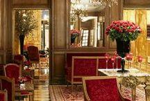 hotel & restaurant interiors