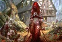 Fantasy Art / Fantasy Art, Dungeons & Dragons