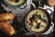 Soup - yum yum
