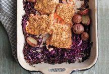 Dinner - vegetarian goodness