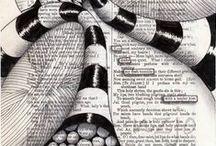 Doodling & zentangles / dooding - shapes - zentangles